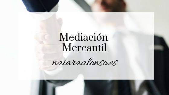 mediación mercantil